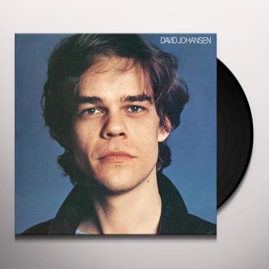 DAVID JOHANSEN Vinyl Record - Black Vinyl, Limited Edition, 200 Gram Edition