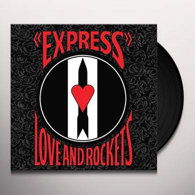 Love & Rockets EXPRESS Vinyl Record - Black Vinyl, Limited Edition, 200 Gram Edition