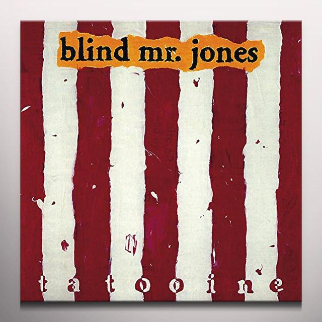 BLIND MR JONES TATOOINE: 20TH ANNIVERSARY EDITION Vinyl Record - Colored Vinyl, Limited Edition