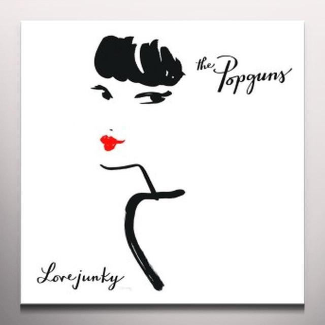 POPGUNS LOVEJUNKY Vinyl Record