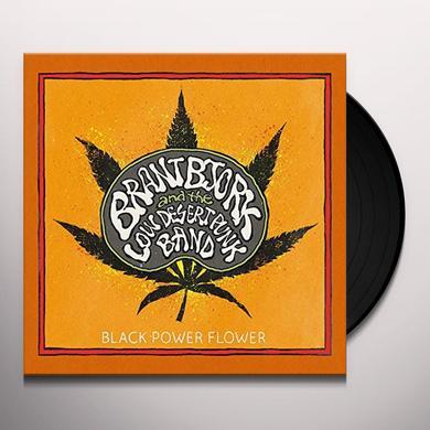 Brant Bjork BLACK POWER FLOWER Vinyl Record - Gatefold Sleeve