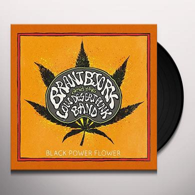 Brant Bjork BLACK POWER FLOWER Vinyl Record