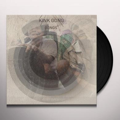 Kink Gong GONGS Vinyl Record