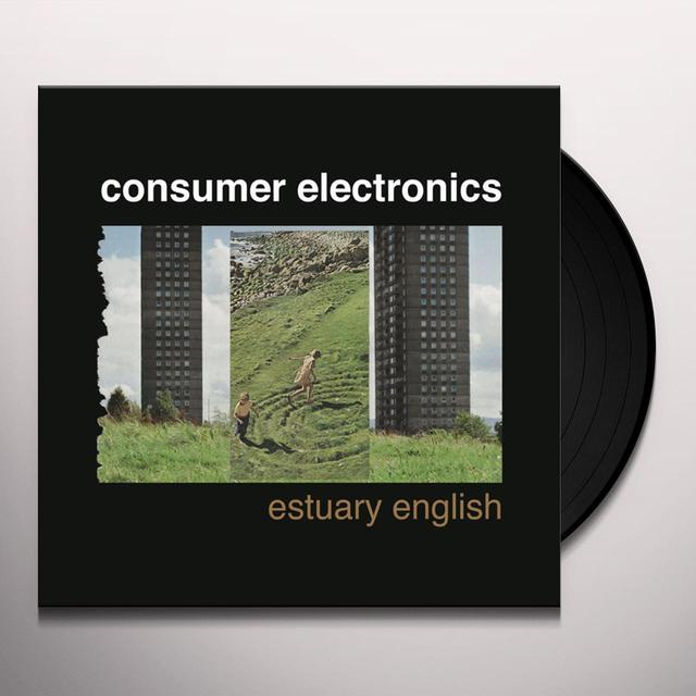 CONSUMER ELECTRONICS ESTUARY ENGLISH Vinyl Record - w/CD