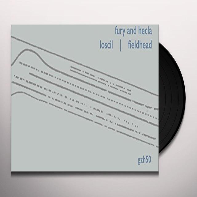 LOSCIL / FIELDHEAD FURY & HECLA (Vinyl)