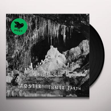 Moster INNER EARTH Vinyl Record - w/CD