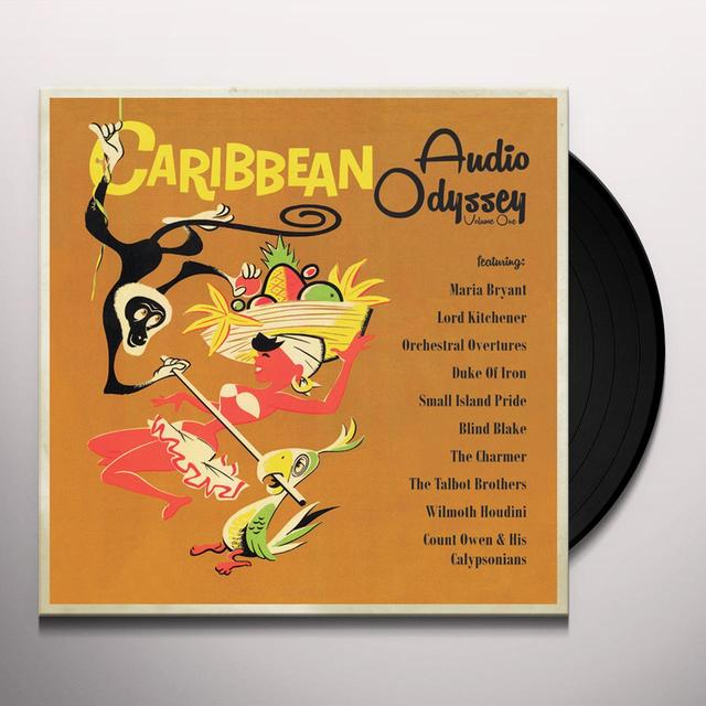 CARIBBEAN AUDIO ODYSSEY 1 / VARIOUS (10IN) CARIBBEAN AUDIO ODYSSEY 1 / VARIOUS Vinyl Record - 10 Inch Single