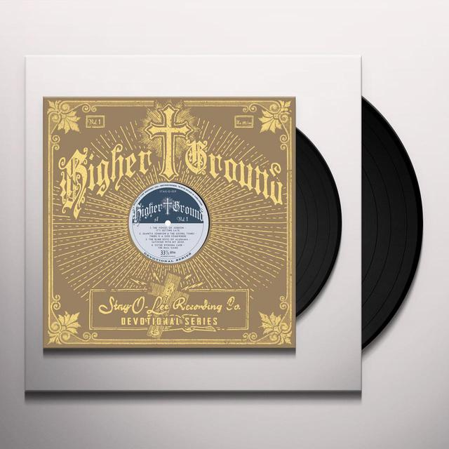 HIGHER GROUND 1 / VARIOUS (10IN) HIGHER GROUND 1 / VARIOUS Vinyl Record