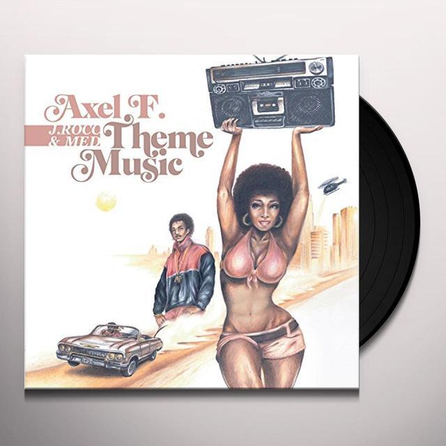 Axel F (Med & J Rocc) THEME MUSIC Vinyl Record