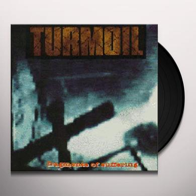 Turmoil FRAGMENTS OF SUFFEREING Vinyl Record