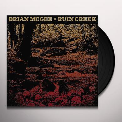 Brian Mcghee RUIN CREEK Vinyl Record