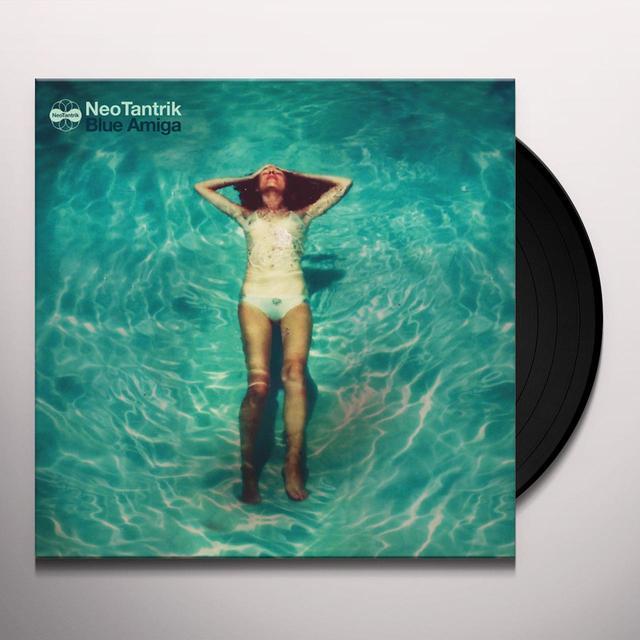 Neotantrik BLUE AMIGA Vinyl Record