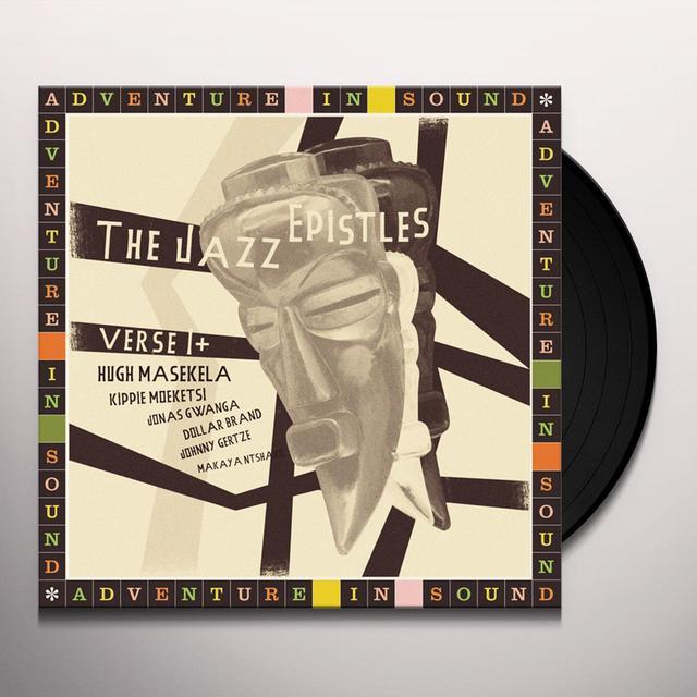 JAZZ EPISTLES VERSE1+ Vinyl Record