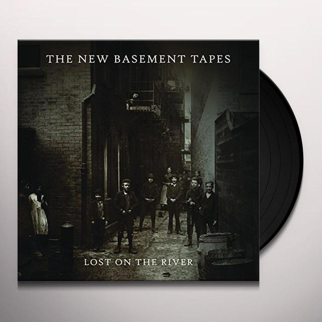 NEW BASEMENT TAPES LOST ON THE RIVER Vinyl Record