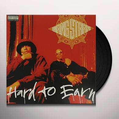Gang Starr HARD TO EARN Vinyl Record