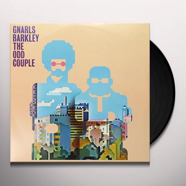 Gnarls Barkley ODD COUPLE (Vinyl)