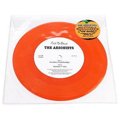 Arsonists SESSION / HALLOWEEN Vinyl Record
