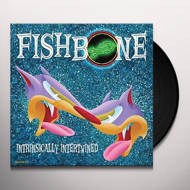 Fishbone INTRINSICALLY INTERTWINED Vinyl Record