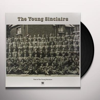 THIS IS THE YOUNG SINCLAIRS Vinyl Record