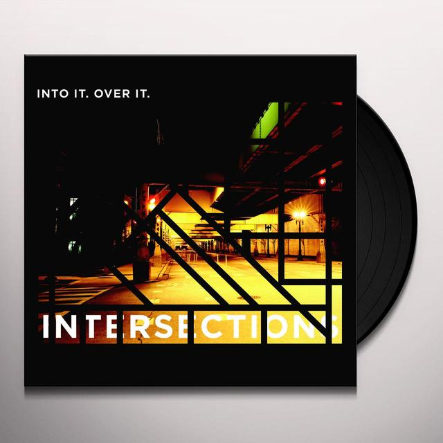 Into It Over It INTERSECTIONS Vinyl Record