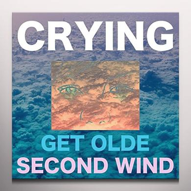 CRYING GET OLDE / SECOND WIND Vinyl Record