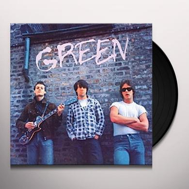 GREEN Vinyl Record - Limited Edition