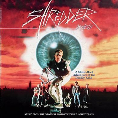 Roland Barker SHREDDER ORPHEUS / O.S.T. Vinyl Record