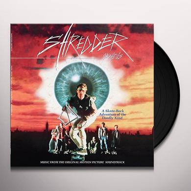 Roland Barker SHREDDER ORPHEUS / O.S.T. (W/DVD) Vinyl Record - Remastered