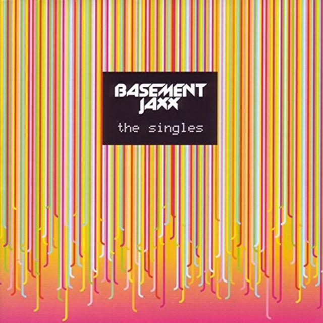 Basement Jaxx SINGLES Vinyl Record - Colored Vinyl, Digital Download Included