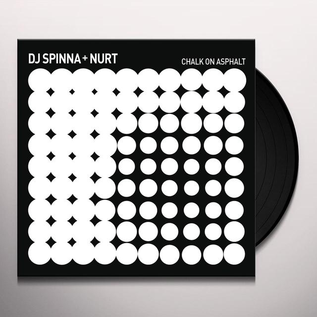 DJ SPINNA / NURT CHALK ON ASPHALT Vinyl Record