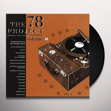 78 PROJECT: 2 / VARIOUS Vinyl Record