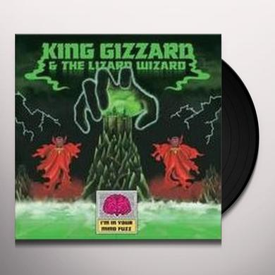 King Gizzard & The Lizard Wizard IM IN YOUR MIND FUZZ Vinyl Record