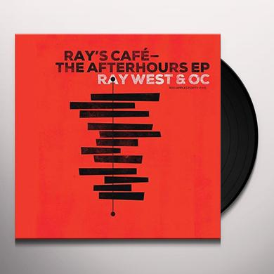 Ray West & Oc RAY'S CAFE: AFTER HOURS Vinyl Record