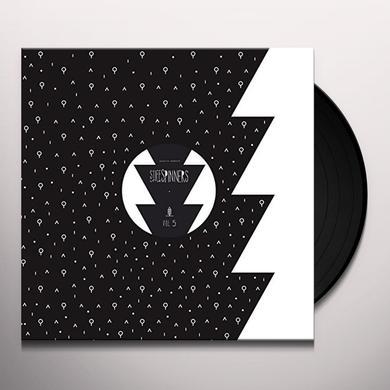 STIFF LITTLE SPINNERS 5 / VARIOUS Vinyl Record