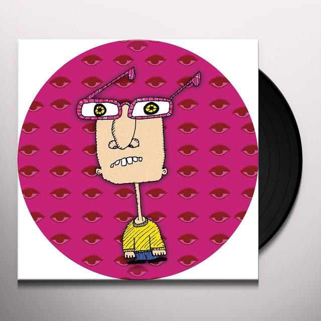 Alice Donut POOF Vinyl Record - Picture Disc