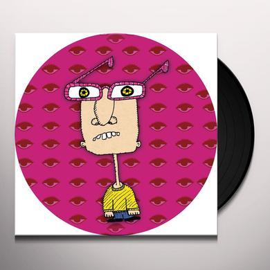 Alice Donut POOF Vinyl Record - Picture Disc