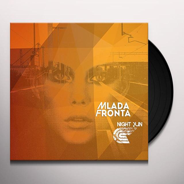 MLADA FRONTA NIGHT RUN Vinyl Record