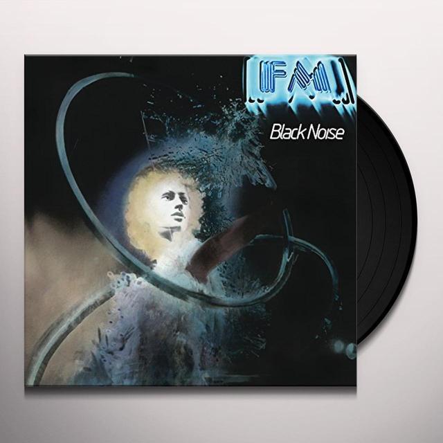 FM BLACK NOISE Vinyl Record