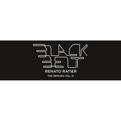 Renato Ratier BLACK BELT: REMIXES 2 Vinyl Record