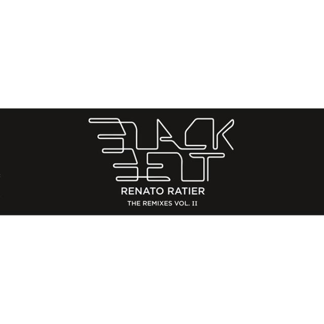 Renato Ratier BLACK BELT: REMIXES 2 Vinyl Record