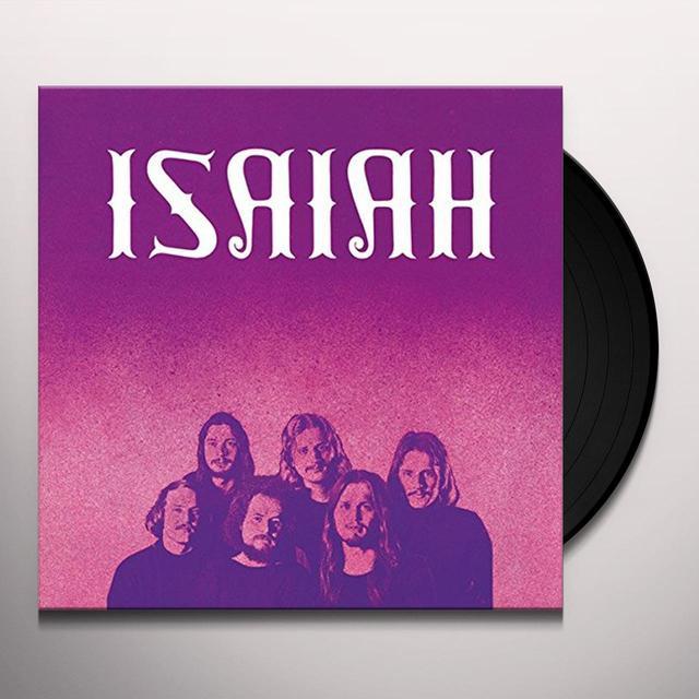 ISAIAH Vinyl Record - w/CD