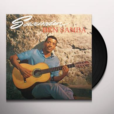 Jorge Ben SACUNDIN BEN SAMBA Vinyl Record - w/CD