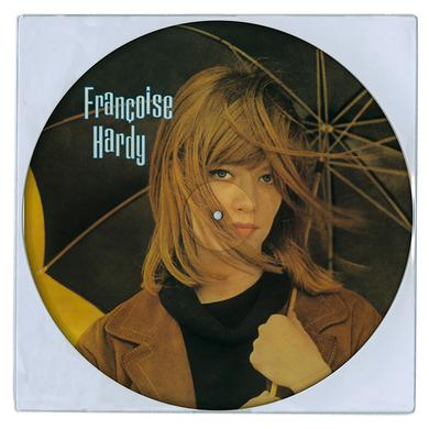 FRANCOISE HARDY (PICTURE DISC) Vinyl Record