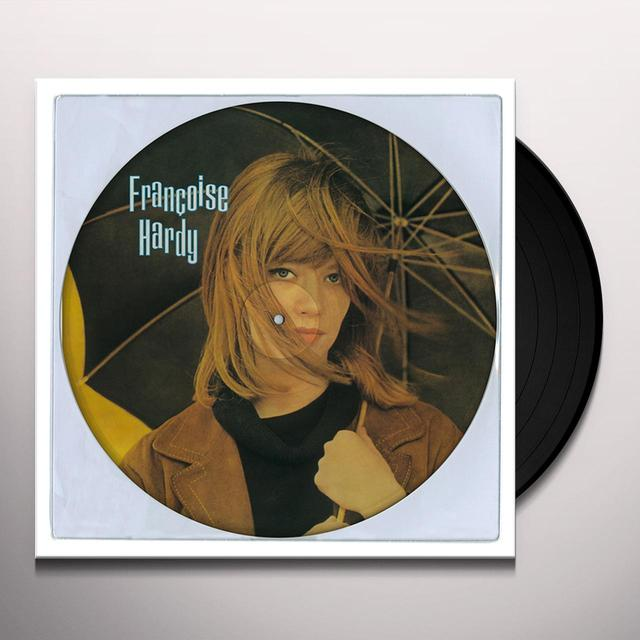 FRANCOISE HARDY (PICTURE DISC) Vinyl Record - Picture Disc