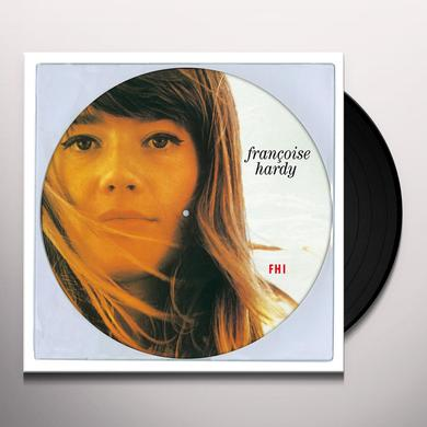 FRANCOISE HARDY Vinyl Record - Picture Disc
