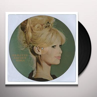 Brigitte Bardot SINGS Vinyl Record - Picture Disc
