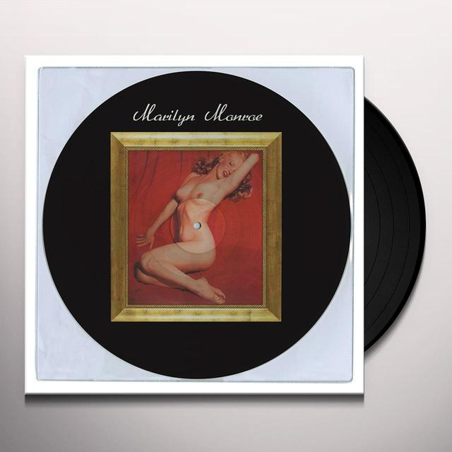 Marilyn Monroe WHO ELSE Vinyl Record