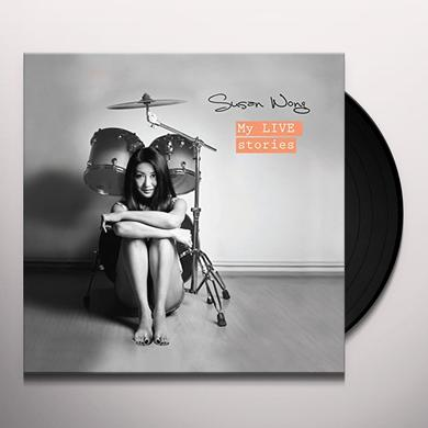 Susan Wong MY LIVE STORIES Vinyl Record
