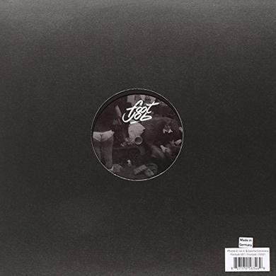 Ise Phonk D / Sascha Ciminiera FOOTJOB 001 Vinyl Record