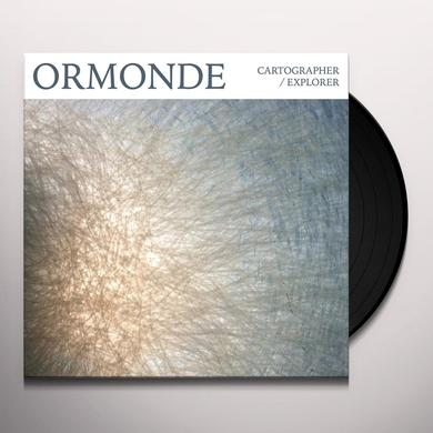 Ormonde CARTOGRAPHER / EXPLORER Vinyl Record